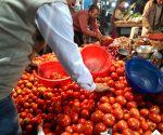 Tomato prices shoot in Delhi