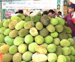 Mango, jackfruit fair