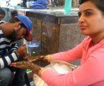 Raksha Bandhan preparations
