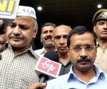 AAP leaders meet Delhi Police Commissioner