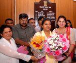 Delhi Assembly: Rakhi Birla back as Dy Speaker