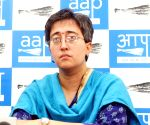 File Photo: Atishi Marlena