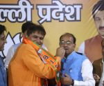 AAP's Devendra Singh Shera joins BJP