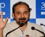 BJP-ruled MCD charging illegal parking fee in Delhi: AAP