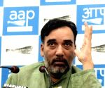 AAP decides to restructure party units before civic polls