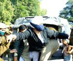 AAP leader Jarnail Singh detained for protesting outside PM residence