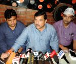 Sanjay Singh's press conference