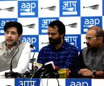 AAP's press conference