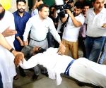 Turbans tossed, lawmakers injured in Punjab assembly melee