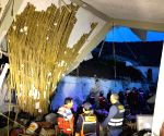 PERU ABANCAY HOTEL COLLAPSE