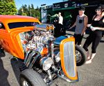 CANADA-ABBOTSFORD-COMMUNITY CAR SHOW