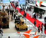 UAE-ABU DHABI-DEFENSE EXHIBITION