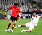 UAE-ABU DHABI-FOOTBALL-ASIAN CUP-CHN VS KOR