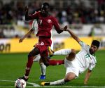 UAE ABU DHABI FOOTBALL ASIAN CUP QATAR IRAQ