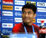 UAE ABU DHABI SOCCER ASIAN CUP QUARTERFINAL CHN PRE MATCH PRESS CONFERENCE