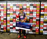File Photo: Players receiving prizes after Dream 11 Indian Premier League Match 08