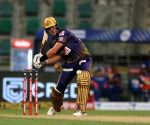 File Photo: Pat Cummins of Kolkata Knight Riders plays a shot during match 5 of season 13 of Indian Premier League