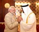 Abu Dhabi Crown Prince congratulate Modi on election win
