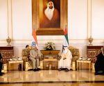 Abu Dhabi (UAE): PM Modi meets Crown Prince of Abu Dhabi