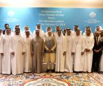 Abu Dhabi: PM Modi meets business leaders from Gulf Cooperation Council Countries