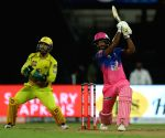 Samson blitz helps RR to 16-run win over CSK