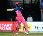 Samson, Smith, Tewatia shine as Royals stun CSK by 16 runs