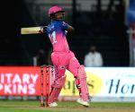 Samson, Smith, Tewatia shine as Royals stun CSK by 16 runs
