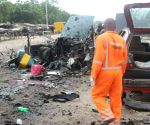 NIGERIA MAIDUGURI EXPLOSION