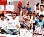 ABVP demonstration