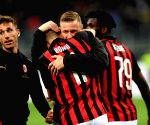 AC Milan knock out Torino 4-2 to reach Coppa Italia semis