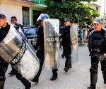 MEXICO ACAPULCO PRISON RIOT