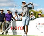 Hero World Challenge 2019 - Tiger Woods, Pawan Munjal