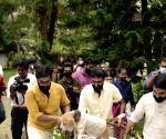 'Pawsome wedding': Acid and Jhanvi 'tie knot' at plush resort