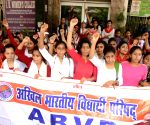 ABVP's demonstration