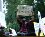 AISA protests against Centre's decision of scrapping Article 370