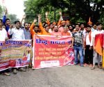 Hindu activists' demonstration against SC/ST Act