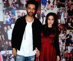 Dabboo Ratnani Calendar launch 2018 - Aamir Ali and Sanjeeda Sheikh