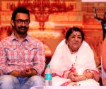 Aamir Khan and Lata Mangeshkar donate for Maharashtra flood relief