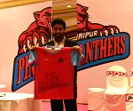 'Jaipur Pink Panthers' - press conference
