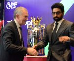 Football Premier League champions Trophy - Abhishek Bachchan