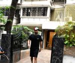 Aditya Roy Kapoor seen at Mohit Suri's office