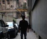 Aditya Roy Kapoor spotted at vishesh films office