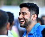 Celebrity Cricket League Match - Aftab Shivadasani