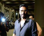 Ajay Devgan in Mumbai Airport