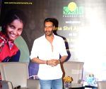 Ajay Devgn is Goodwill Ambassador for Smile Foundation