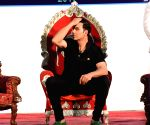 Actor Akshay Kumar at Movie Stunt Artists Association meet