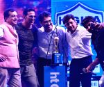 Akshay Kumar inaugurates football tournament