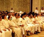 Rajan Nanda's condolence meet