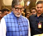 "Amitabh Bachchan inaugurates Smita Thackeray's ""Mukkti Cultural Hub"