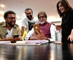 Big B, Ayushmann team up for Sircar's film